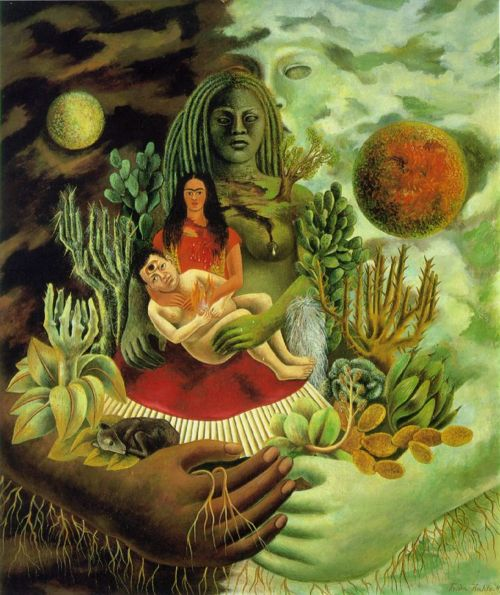 Our Planet of Life (and Frida Kahlo!)