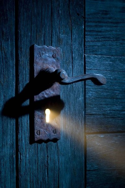 keyhole light